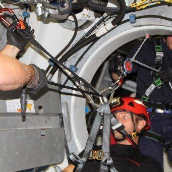 Advanced turbine rescue