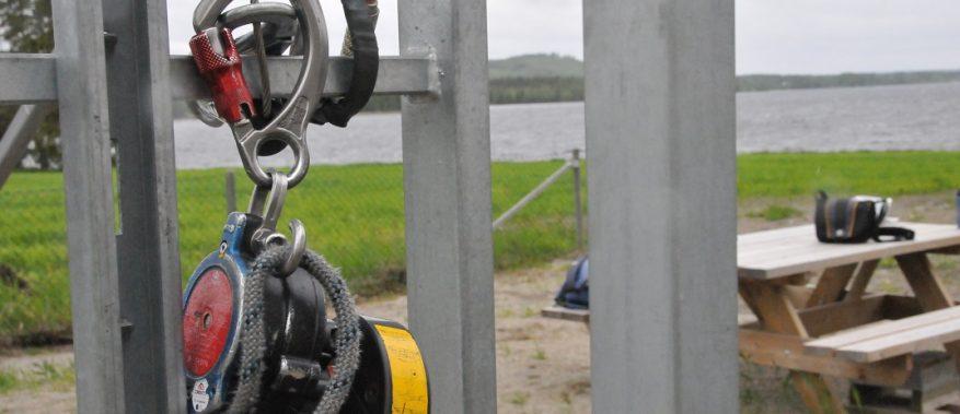 GWO BST Rope access Sverige